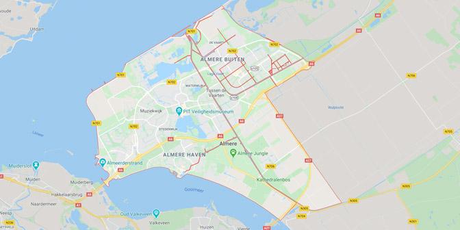 Ontstoppingsdienst.nl - Riolering, afvoer en wc ontstoppen in Almere